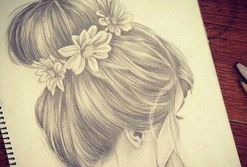 صور رسومات بنات جميلة , اروع مجموعة رسومات بنات