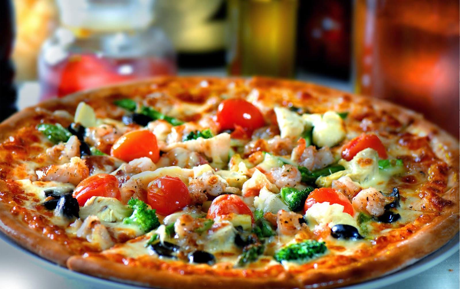 صوره كيفية صنع البيتزا , اصنعي البيتزا في المنزل بطريقة سهلة