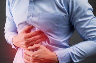 صورة اعراض قرحة المعدة , اسباب و علاج قرحة المعدة