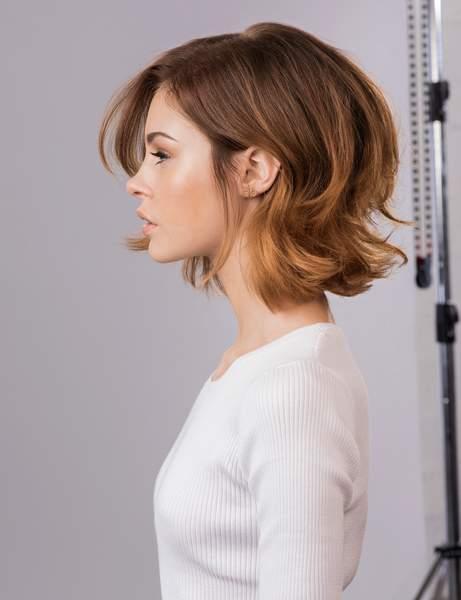 بالصور صور قصات شعر قصير , صور لقصات الشعر القصير لتكونى اكثر جراه 4263 15