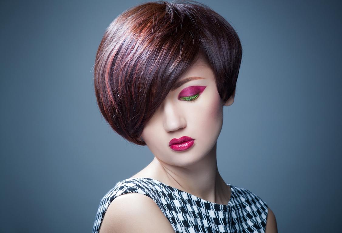بالصور صور قصات شعر قصير , صور لقصات الشعر القصير لتكونى اكثر جراه 4263 4