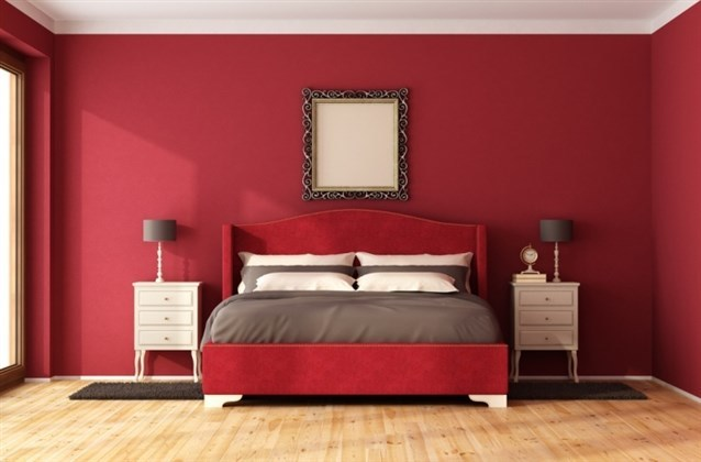 بالصور دهانات غرف نوم , غرف نوم بدهانات مميزه و متنوعة 4266 1