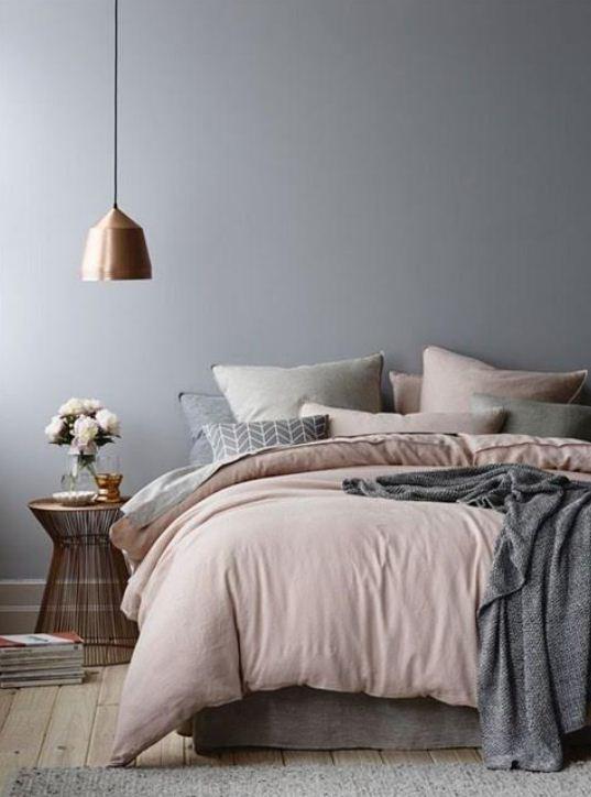 بالصور دهانات غرف نوم , غرف نوم بدهانات مميزه و متنوعة 4266 8