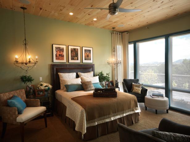 بالصور دهانات غرف نوم , غرف نوم بدهانات مميزه و متنوعة