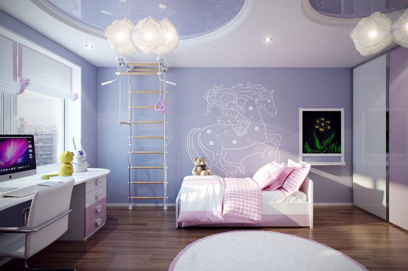صور ديكورات جبس غرف نوم اطفال , صور ديكورات جبس مميزه لغرف الاطفال