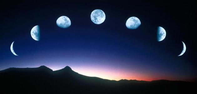 بالصور صور عن القمر , صور رائعه عن جمال القمر 4658 13