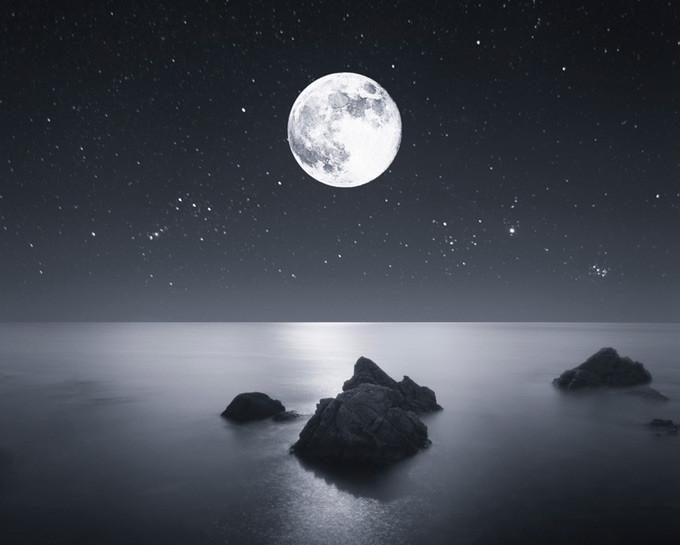 بالصور صور عن القمر , صور رائعه عن جمال القمر 4658 3