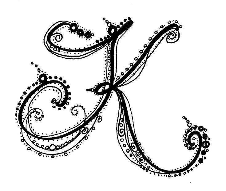 صور صور حرف k , تصميمات حصرية حرف k