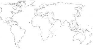خريطة العالم صماء , الصور الدقيقة لخريطة العالم الصماء