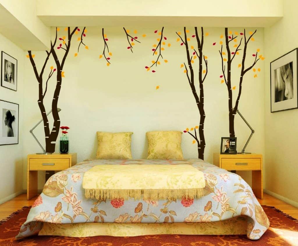 صورة فنون في غرفة النوم , اجمل فون غرف النوم 5741 2