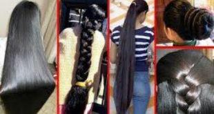 خلطات لتطويل الشعر في يومين , احسن خلطات لتطويل الشعر