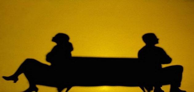 صوره الطلاق في المنام , تفسير حلم الطلاق في المنام