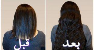صوره خلطات لتطويل الشعر , افضل الوصفات لشعر طويل