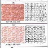 بالصور كروشيه بالباترون , افضل طريقة لتعلم الكروشيه 250 12 164x165