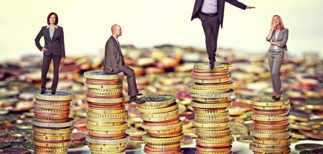 صورة كيف تصبح ثريا , افكار جديدة لكسب الاموال
