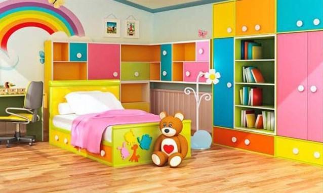 الوان غرف نوم اطفال احدث دهانات غرف الاطفال كلمات جميلة