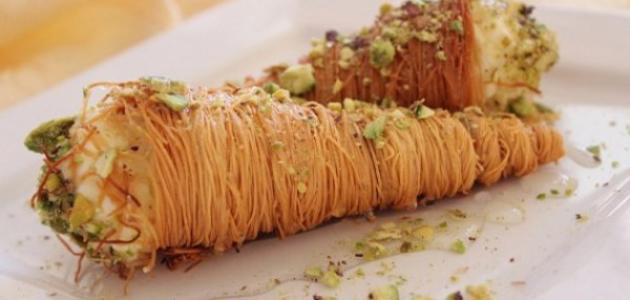 صورة حلويات شرقية , اسهل طريقة لاعداد الحلويات