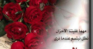 صوره خواطر عن الورد , اجمل الكلمات عن الزهور