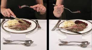 صور اتيكيت الطعام , فن تناول الطعام