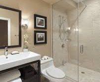 صوره ديكور حمامات منازل , اجمل ديكورات للحمام