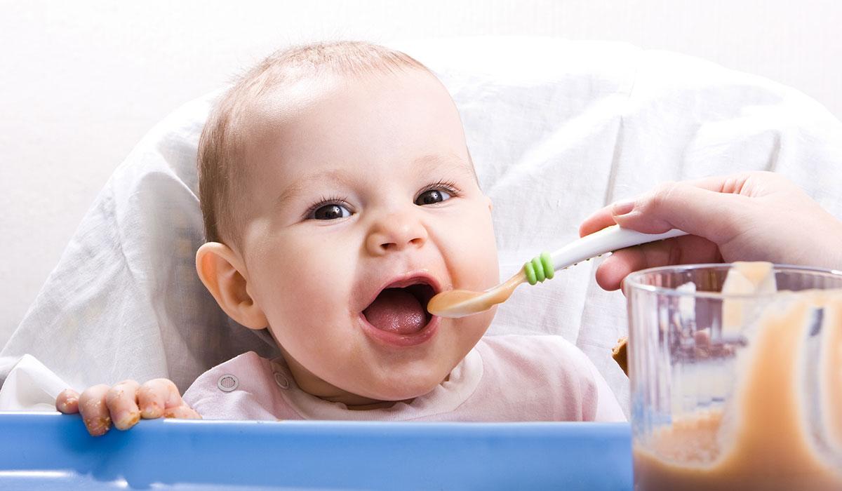 صوره تغذية الطفل , اهم النصائح لتغذة سليمة للطفل