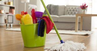 تنظيف المنزل , احدث طرق تنظيف المنزل
