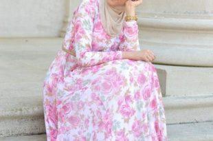 صورة حجابات تركية 2019 , احدث لفات الطرح التركي للبنات 2019
