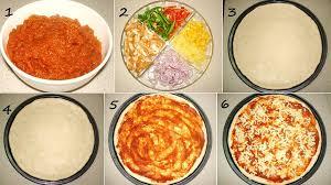 طريقة عمل البيتزا بالصور خطوة خطوة , اسهل طريقة لعمل البيتزا