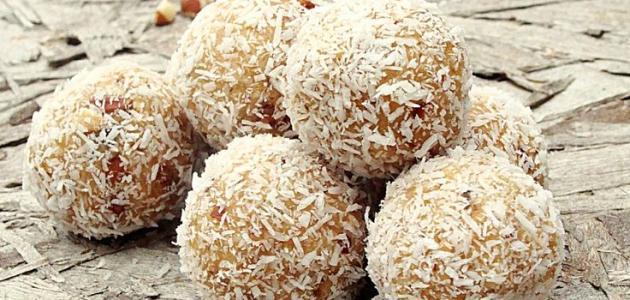 صورة حلويات جزائرية بالصور سهلة التحضير , حلويات جزائريه سهله وسريعه ولذيذه