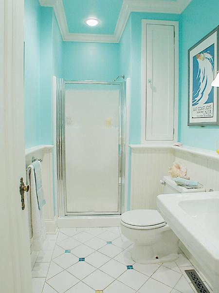 بالصور ديكورات حمامات صغيرة جدا وبسيطة , ديكورات رائعه لحمامات مساحتها صغيره 4510 11