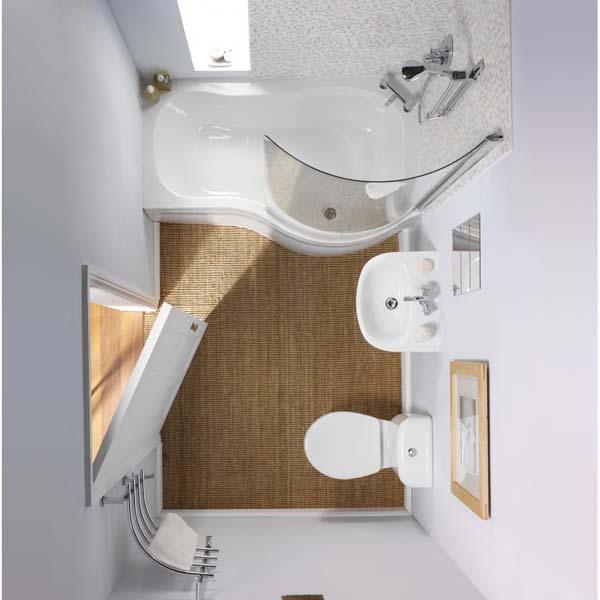 بالصور ديكورات حمامات صغيرة جدا وبسيطة , ديكورات رائعه لحمامات مساحتها صغيره 4510 14
