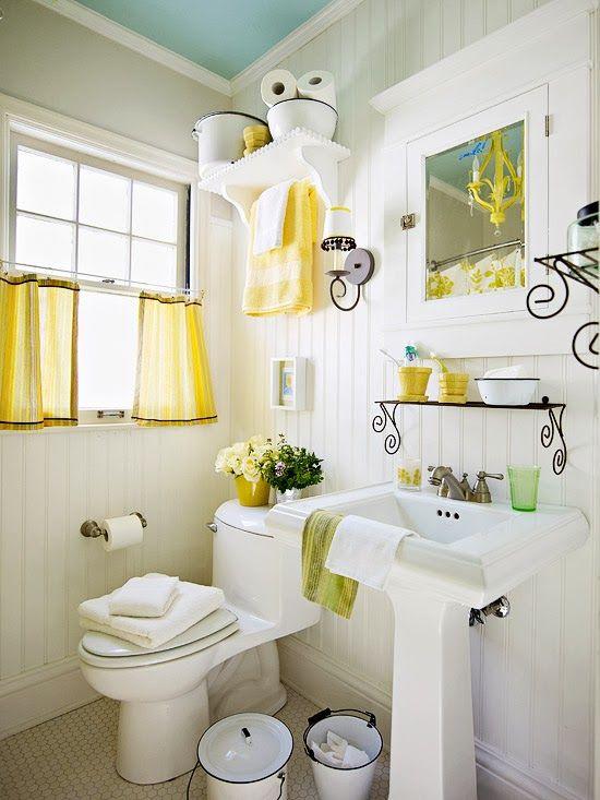صورة ديكورات حمامات صغيرة جدا وبسيطة , ديكورات رائعه لحمامات مساحتها صغيره 4510 2
