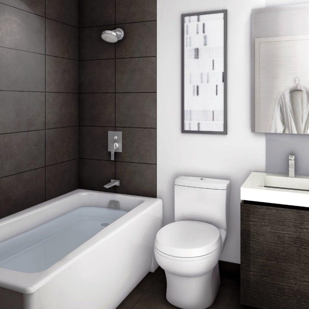 صورة ديكورات حمامات صغيرة جدا وبسيطة , ديكورات رائعه لحمامات مساحتها صغيره 4510 6