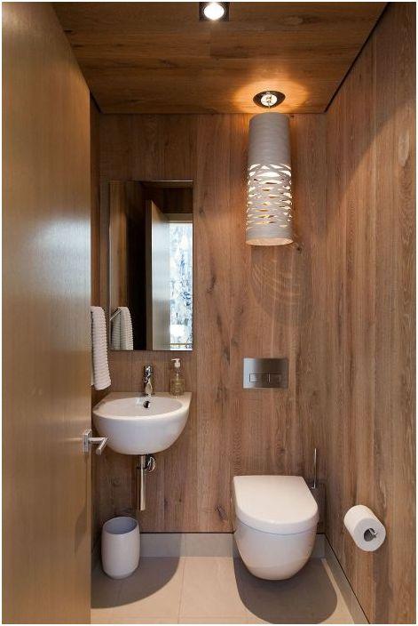 صورة ديكورات حمامات صغيرة جدا وبسيطة , ديكورات رائعه لحمامات مساحتها صغيره 4510 8