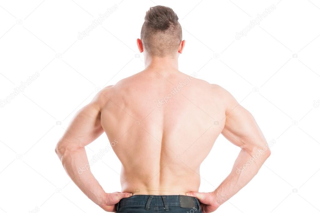 صورة جسم الرجل , بالصور جسم متناسق للرجال