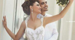 صور عروسة , اجمل بنت عروس في فساتين زفاف روعه