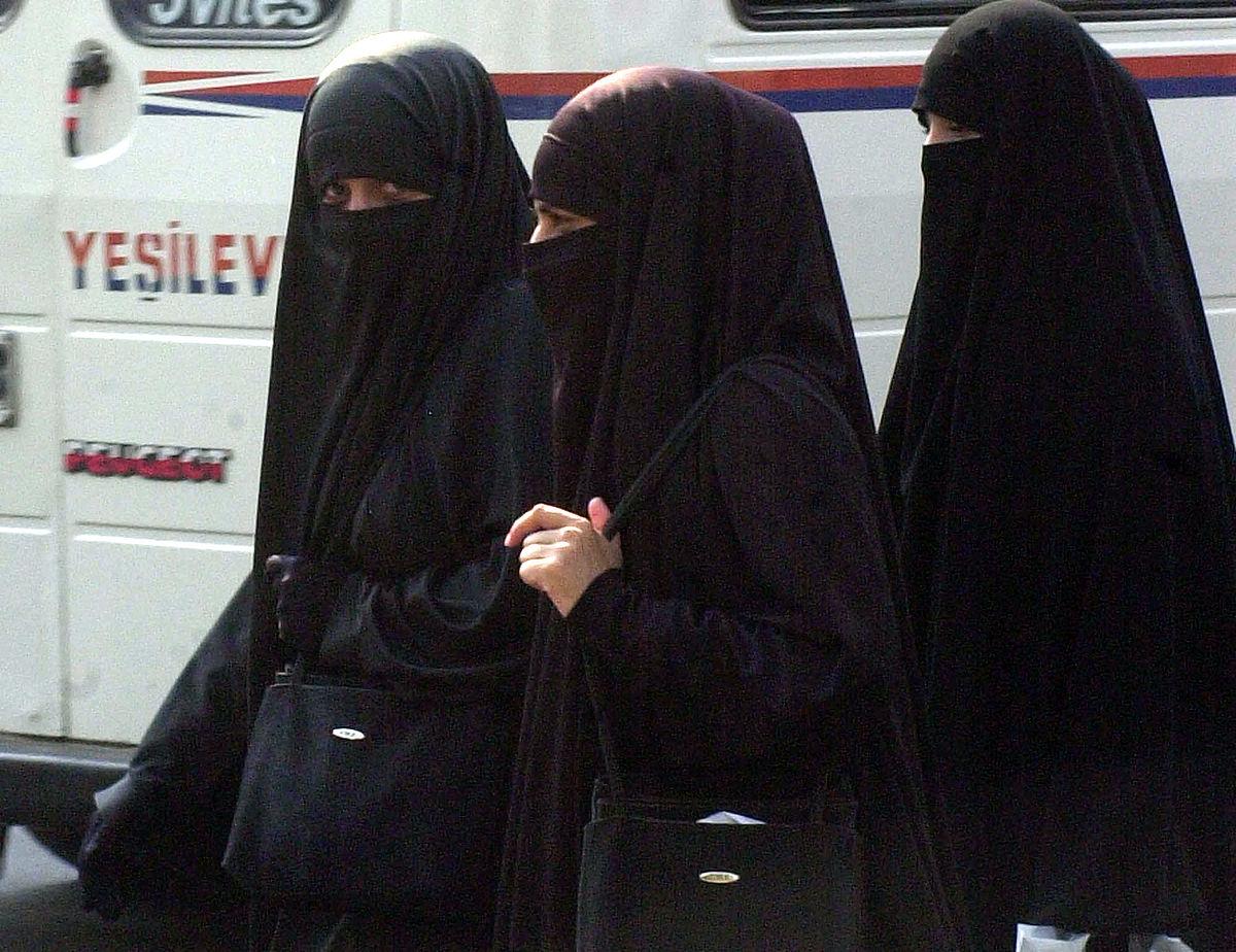 بالصور هل النقاب فرض , حكم ارتداء النقاب (الحجاب الشرعى ) 4768 1