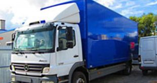 صورة سيارات نقل , صور لشاحنات نقل بضائع