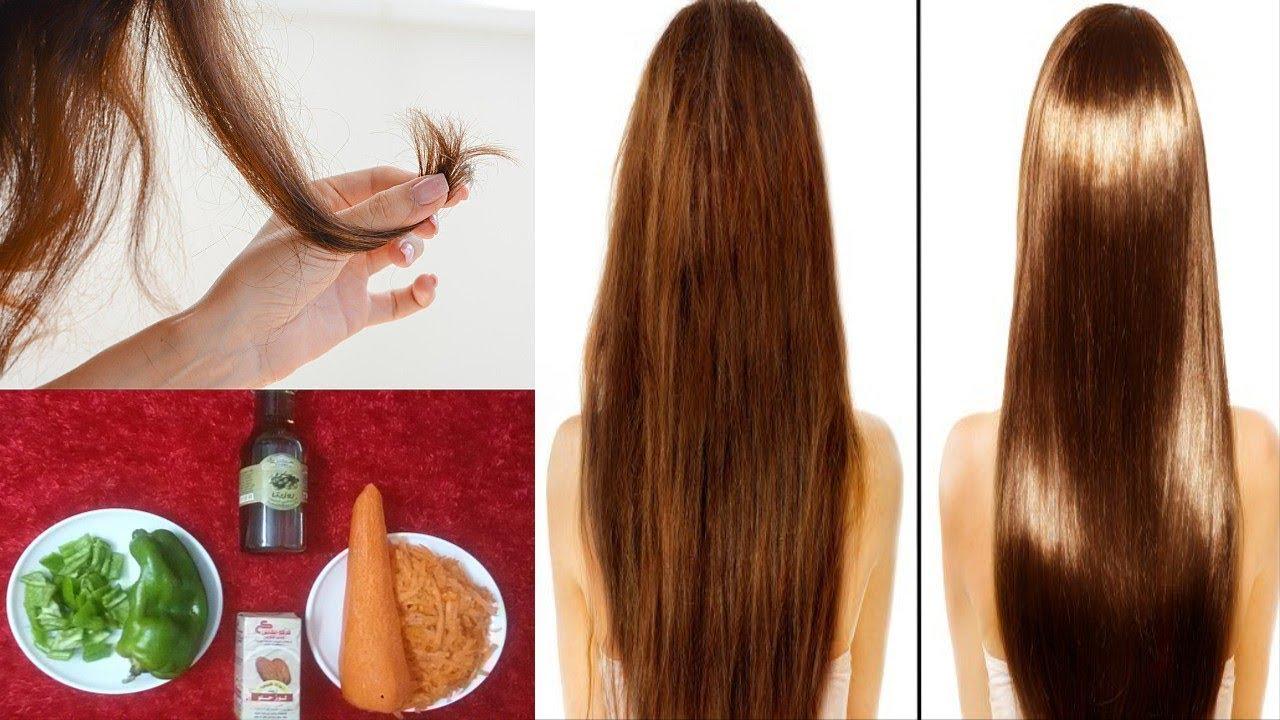 بالصور علاج تقصف الشعر , وصفات للشعر المقطع الهايش 4806 2
