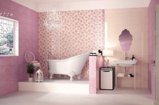 صورة ديكور حمامات سيراميك , صور تشكيله لسيراميك الحمام