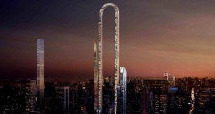 صوره اطول برج في العالم , اكثر ابراج العالم طولا