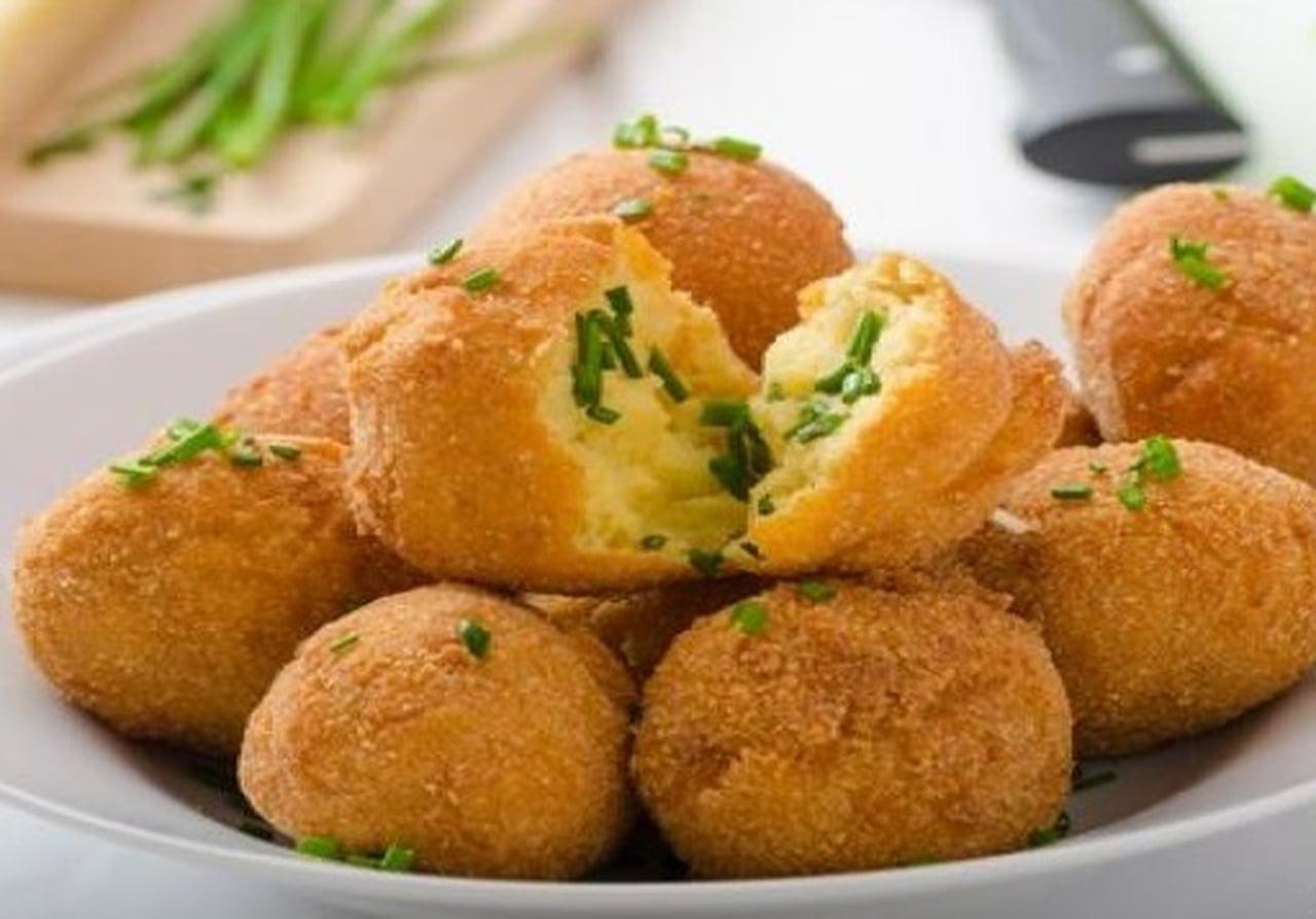 صورة طريقة عمل كرات البطاطس , خطوات كرات البطاطس