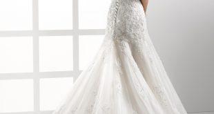 صوره صور فساتين عروس , فساتين للزفاف حديثة
