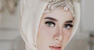 بالصور صور عرايس محجبات , تدين والتزام للعرائس 6058 11 310x165