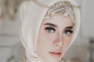 صورة صور عرايس محجبات , تدين والتزام للعرائس