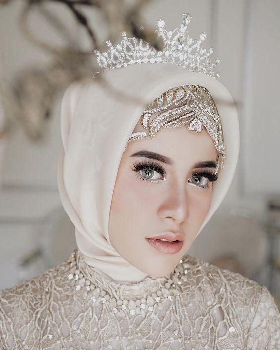 صور صور عرايس محجبات , تدين والتزام للعرائس