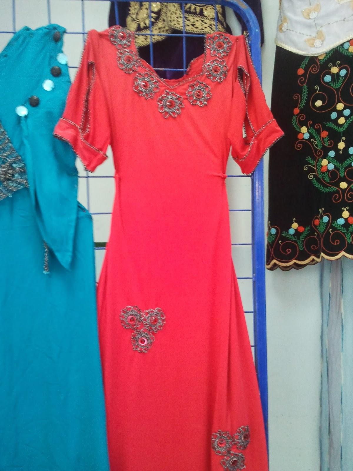 صورة قنادر جزائرية , ملابس متنوعة شيك