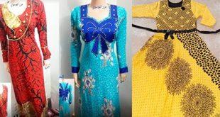 صور قنادر جزائرية , ملابس متنوعة شيك