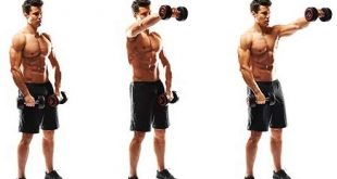 صوره تمارين الكتف , تمارينات لبسط للعضلات