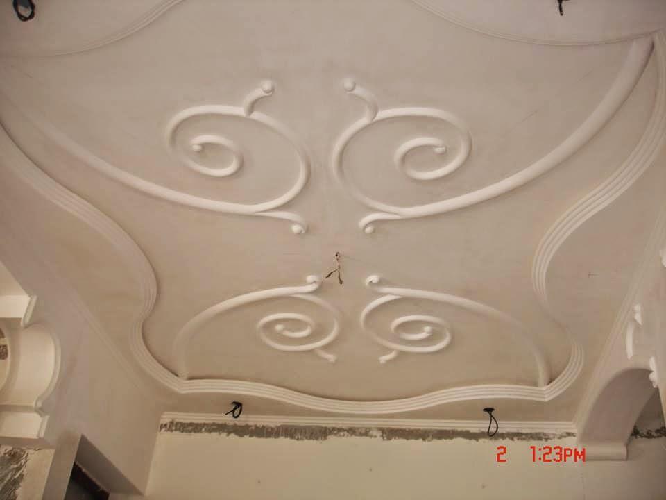 بالصور احدث ديكورات الجبس , ديكورات للسقف 6165 9